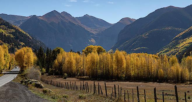 Terlluride Autumn by Jim Allsopp