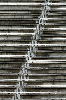 Terry Sanford High School - Stadium by Matt Plyler