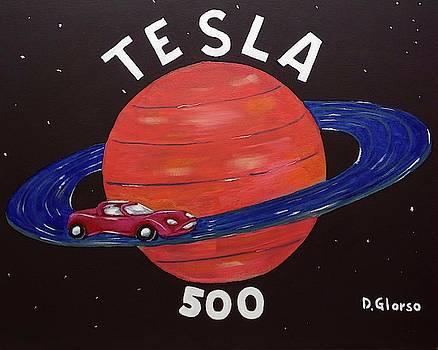 Tesla 500 by Dean Glorso