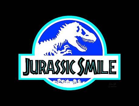 Andrea Gatti - Jurassic Smile Logo inv