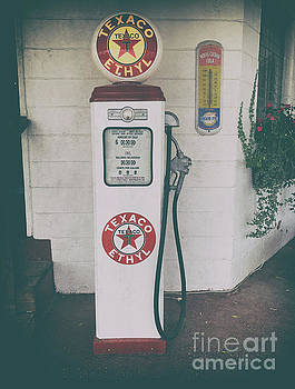 Texaco - Ethyl Gas Pump by Dale Powell