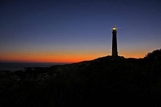 Thacher Island Sunrise by Liz Mackney