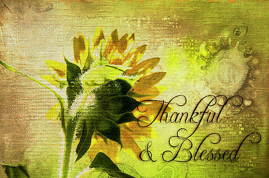 Thankful and Blessed by Annette Persinger