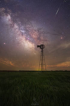 That's My Kind Of Night  by Aaron J Groen