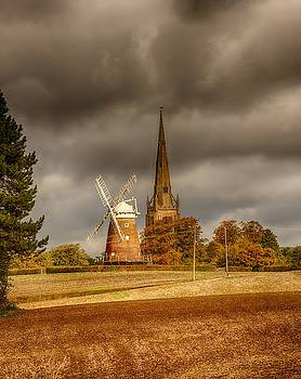 Thaxted Village by Chris Cousins