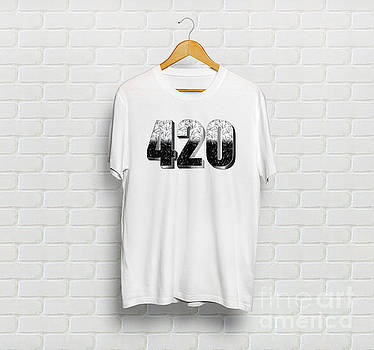 The 420 Graphic T shirt by Sonya Wilson