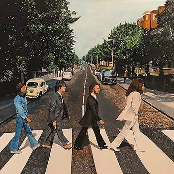 The 5th Beatle by James Holding