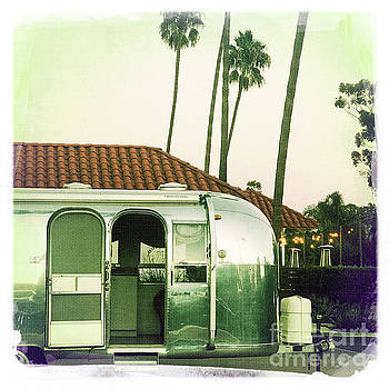The airstream is ready for adventures by Nina Prommer