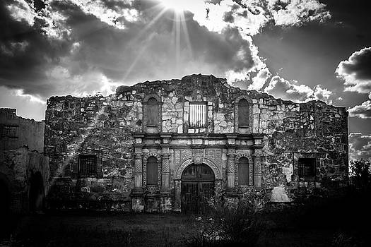 The Alamo by Kendall Muyres