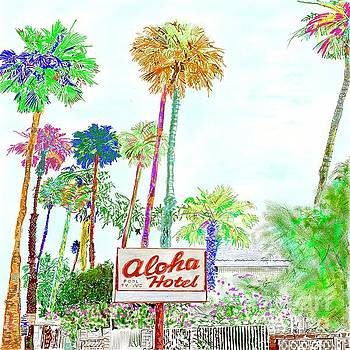 The Aloha Place by Beth Saffer