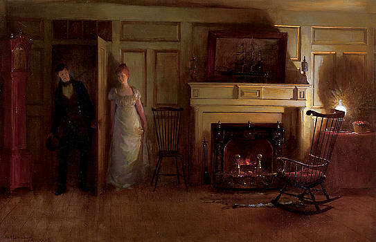 The Ambush by William Henry Lippincott