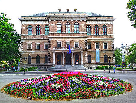 The Archaeological Museum In Zagreb, Croatia by Jasna Dragun