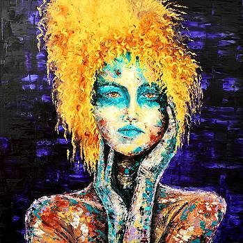 The Artist by Elizabeth Cox