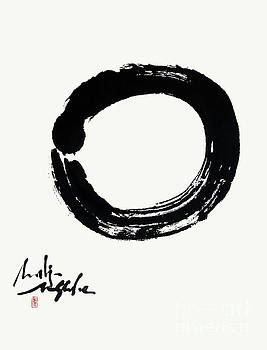 Nadja Van Ghelue - The Autumn Moon Enso