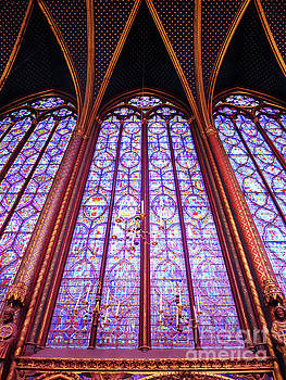 The Awe of Sainte Chappelle by Rick Locke