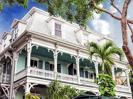 John Rizzuto - The Balcony in Key West