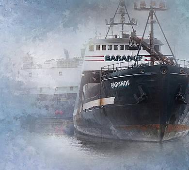 The Baranof by Jeff Burgess