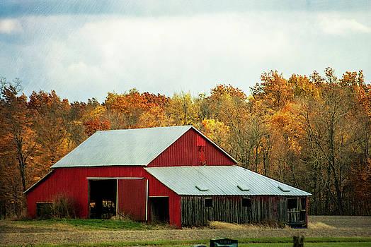 The Barn by Annette Persinger