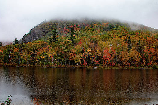 The Basin in Maine by Jeff Folger