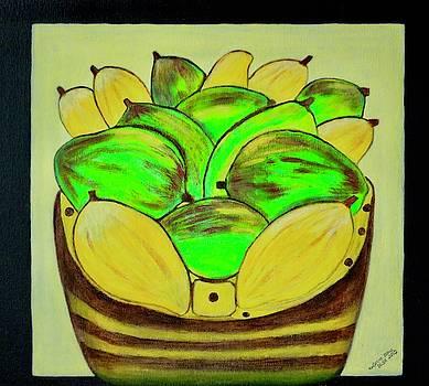 The Basket by Lorna Maza
