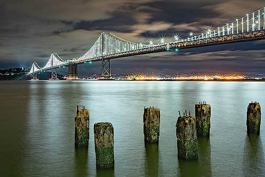 The Bay Bridge by Brian Young
