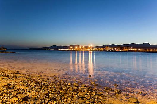 The Beach Of Playa De El Castillo by Maremagnum