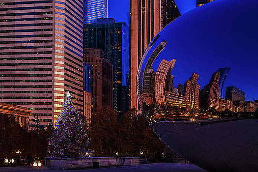 The Bean at Christmas by Andrew Soundarajan