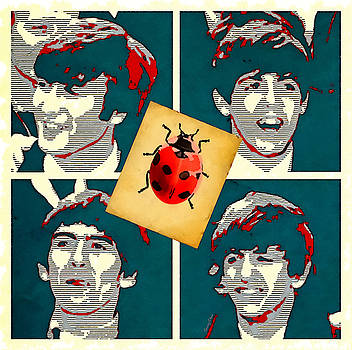 The Beatles  by Stacey Chiew