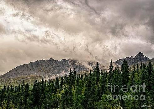 The Beauty of the Last Frontier - Alaska by Jan Mulherin