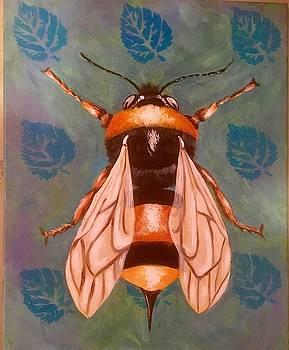 The Bee by Rhondda Saunders