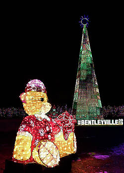 Susan Rissi Tregoning - The Bentleyville Bear