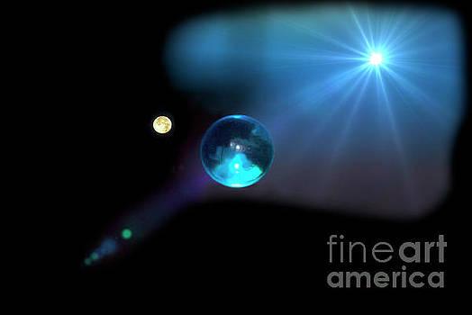 The Blue Planet by Al Bourassa