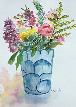 The Blue Vase by Marita McVeigh