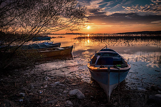 The Boats-1 by Okan YILMAZ
