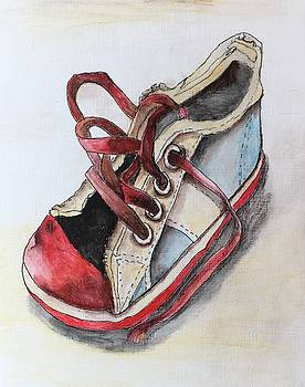 The Boys Shoe by Chuck Gebhardt
