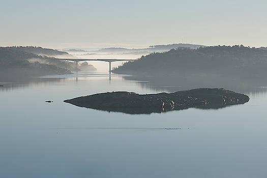 The bridge by Magnus Haellquist