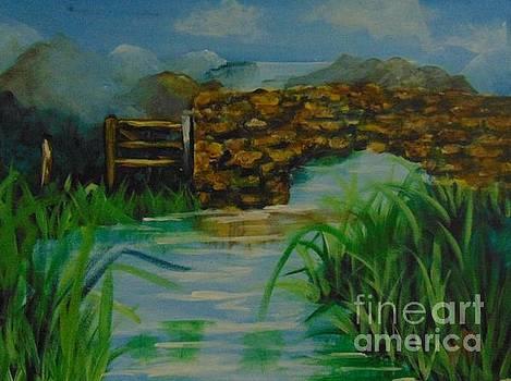 The Bridge by Saundra Johnson