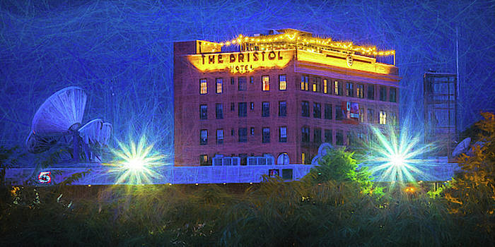 The Bristol Hotel by Greg Booher