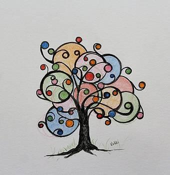 The Bubble Tree by Vikki Angel