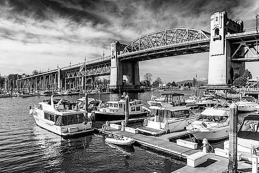 Ross G Strachan - The Burrard Street Bridge