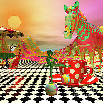 The Candy Store by Anne Vis
