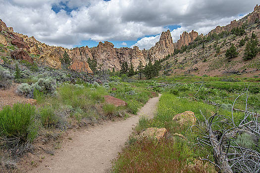 Matthew Irvin - The Canyon Trail at Smith Rock