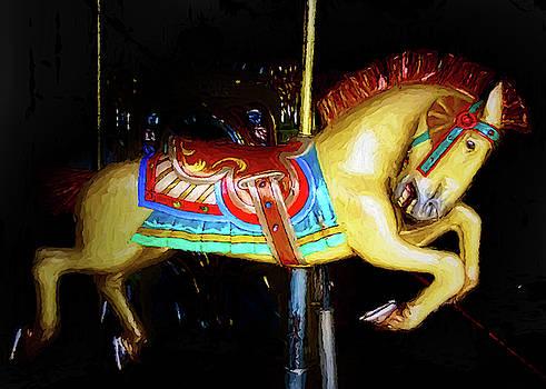The Carousel 3 by Ernie Echols