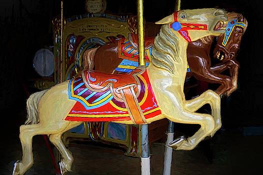 The Carousel by Ernie Echols