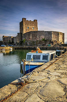 The Castle Harbour by Alan Campbell