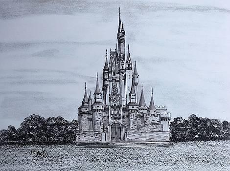 The Castle  by Tony Clark