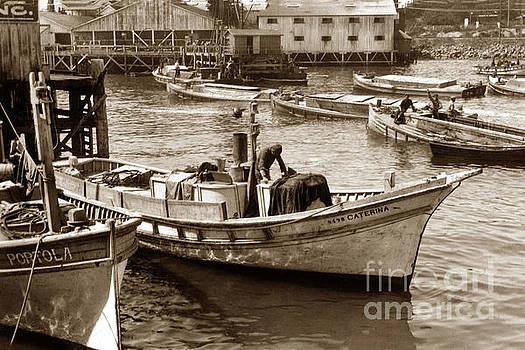 California Views Archives Mr Pat Hathaway Archives - The Caterina and the  Portola Monterey Clipper bow fishing boats