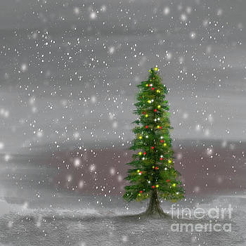 Benjamin Harte - The Christmas Tree