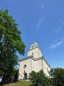 The Church of Suomenlinna by Jouko Lehto