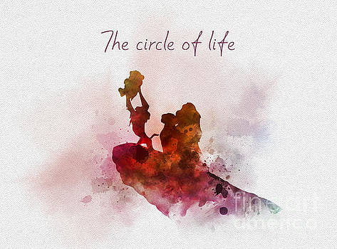 The Circle Of Life by My Inspiration